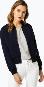 Niebieska kurtka Lacoste krótka
