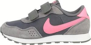 Buty sportowe dziecięce Nike na rzepy ze skóry superstar