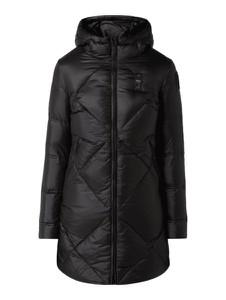 Czarny płaszcz Blauer Usa
