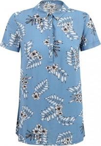 Niebieska bluzka Premiera Dona