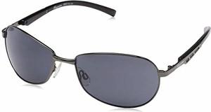 Burgmeister mężczyzn sbm114 – 181 owalny okulary przeciwsłoneczne - szary