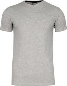 T-shirt Just yuppi z krótkim rękawem z tkaniny