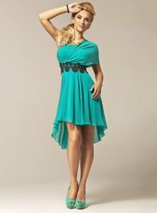 Niebieska sukienka Marselini