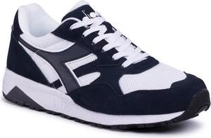 Diadora Sneakersy N902 S 501.173290 01 C2074 Granatowy