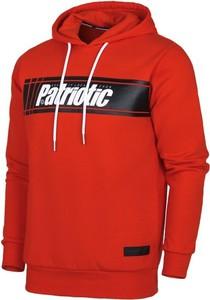 Bluza Patriotic z bawełny w młodzieżowym stylu