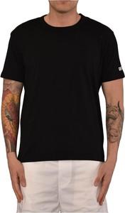 T-shirt Mauro Grifoni z krótkim rękawem w stylu casual