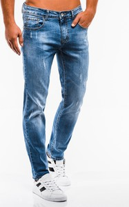 Jeansy Edoti z jeansu