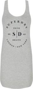 Sukienka Superdry na ramiączkach mini