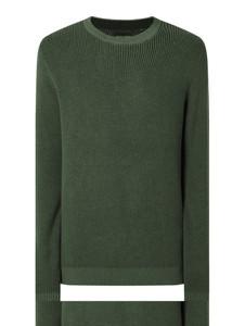 Zielony sweter Christian Berg w stylu casual z bawełny