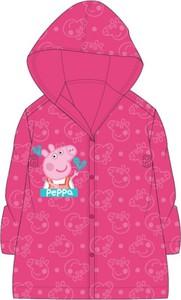 Różowy płaszcz dziecięcy Licencja