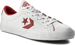 Trampki converse - star player ox 159739c white/enamel red/white