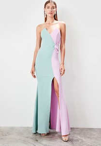 Sukienka Trendyol prosta maxi