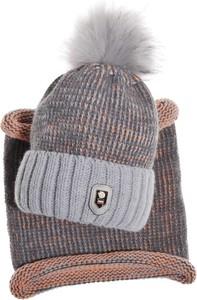 Brązowa czapka Czapoba