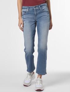 Niebieskie jeansy Cambio