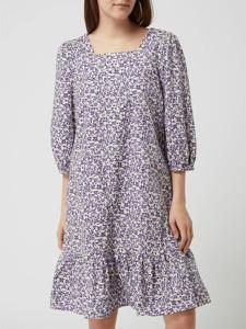 Sukienka Numph w stylu casual z okrągłym dekoltem