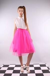 6e5bca1d spódnice tiulowe dla dzieci - stylowo i modnie z Allani