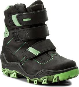 Buty dziecięce zimowe kornecki bez wzorów