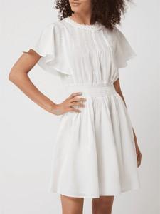 Sukienka Jake*s Casual z okrągłym dekoltem z krótkim rękawem mini
