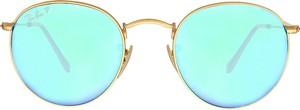 Ray-Ban RB 3447 112/4L Okulary przeciwsłoneczne + darmowa dostawa od 200 zł + darmowa wymiana i zwrot