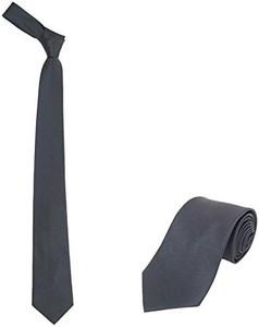 Granatowy krawat Jnjstella