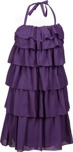 Sukienka Fokus rozkloszowana w street stylu
