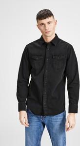 Czarna koszula Jack & Jones