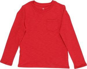 Koszulka dziecięca Gap z długim rękawem z bawełny