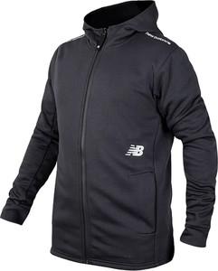 Bluza New Balance z nadrukiem w sportowym stylu