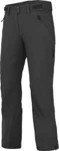 Czarne spodnie sportowe Salewa