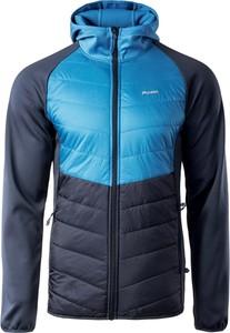 Niebieska kurtka Elbrus