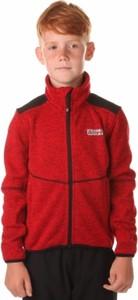 Czerwona bluza dziecięca NORDBLANC
