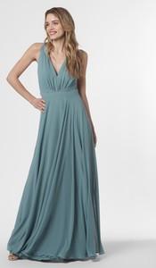 Sukienka Marie Lund z dekoltem w kształcie litery v