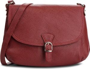 Czerwona torebka Creole w stylu casual