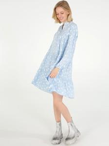 Sukienka Unisono z długim rękawem mini