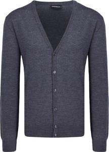 Sweter Emporio Armani z wełny