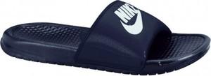 Buty letnie męskie Nike ze skóry ekologicznej