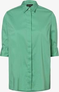 Zielona koszula Franco Callegari w stylu casual