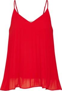 Czerwona bluzka Vila