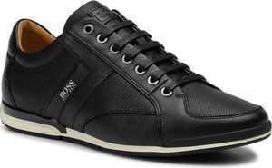 Sneakersy BOSS - Saturn 50417392 10208769 01 Black 002