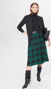 Zielona spódnica Mohito