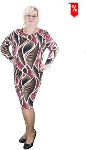 Sukienka For Wear z długim rękawem
