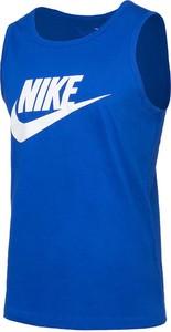 T-shirt Nike z tkaniny bez rękawów