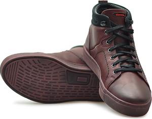 8d9dfc5fca4dc Czerwone buty męskie Krisbut, kolekcja zima 2019