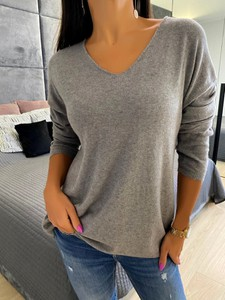 Sweter ModnaKiecka.pl w stylu casual