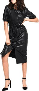 Czarna sukienka Only