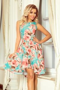 Sukienka NUMOCO asymetryczna w stylu casual