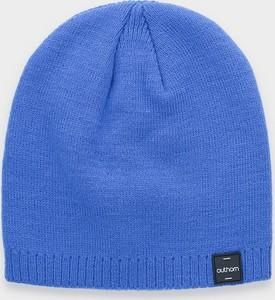 Niebieska czapka Outhorn