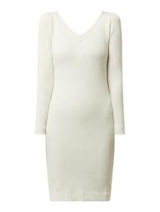 Sukienka Hugo Boss w stylu casual z długim rękawem