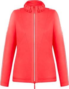 Czerwona kurtka Poivre Blanc w stylu casual krótka