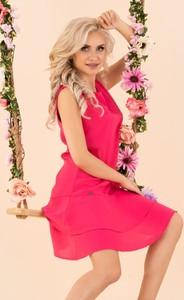 Różowa sukienka MERRIBEL